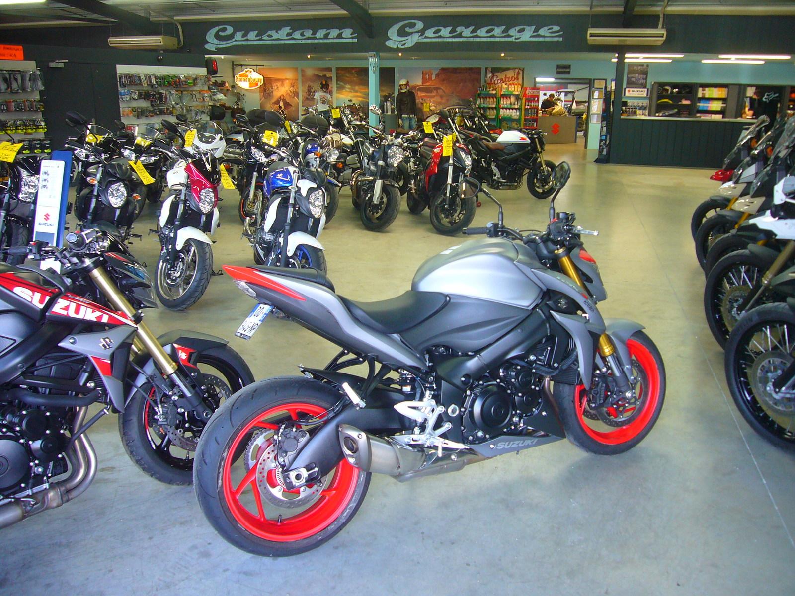 concessionnaire moto occasion